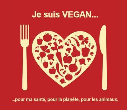 Je suis vegan